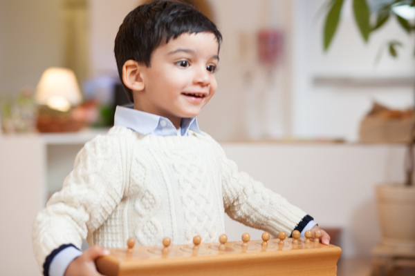 We are committed to promoting the compete development of the child and guided by the principles of the Association Montessori Internationale (AMI)